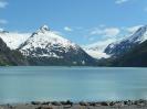 Portage Gletscher