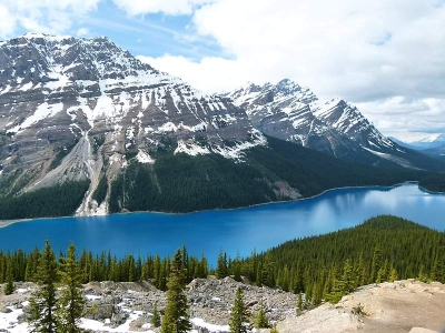 Peyto Lake (Banff NP)